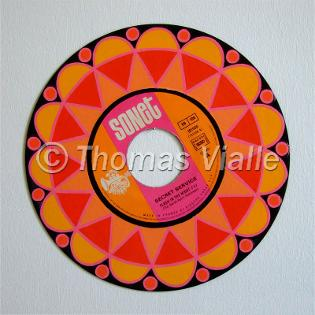 Paintings on 45s (2007)